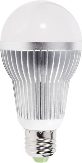 LED 129 mm Renkforce 230 V E27 9.5 W = 60 W, tartalom: 1 db