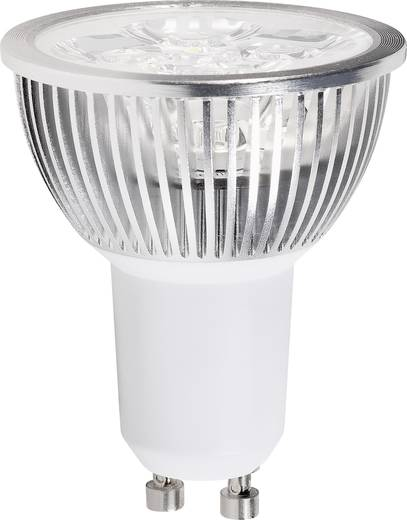 LED 62 mm Renkforce 230 V GU10 5 W = 35 W, tartalom: 1 db