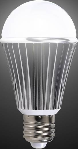 LED 117.5 mm Renkforce 230 V E27 7.5 W = 40 W, tartalom: 1 db