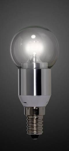 LED 92 mm Renkforce 230 V E14 3.6 W = 25 W Csepp forma, tartalom: 1 db, 8632c62b