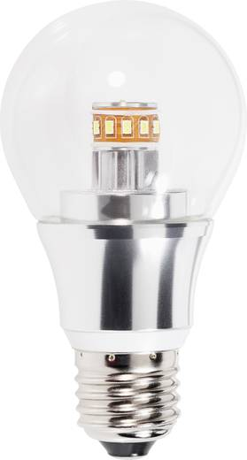 LED 112 mm Renkforce, dimmelhető, 230 V E27 5.5 W = 40 W, tartalom: 1 db