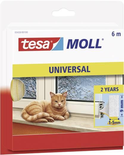 Ablakszigetelő csík Tesamoll® Universal Foam 6 m x 9 mm