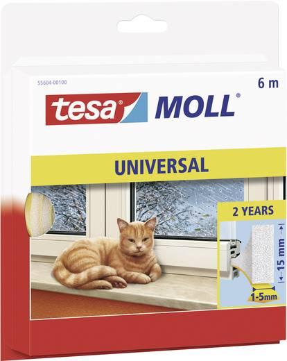 Ablakszigetelő csík Tesamoll® Universal Foam 6 m x 15 mm