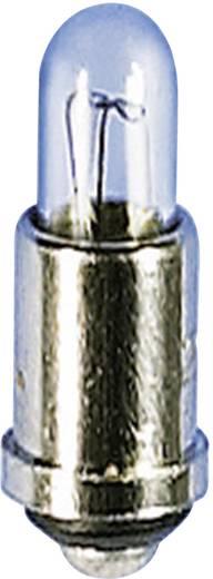 Szubminiatűr izzólámpa 28 V 1.24 W, foglalat: SM4s/7, átlátszó, Barthelme, tartalom: 1 db