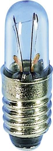 Szubminiatűr izzólámpa 12 V 1.2 W, foglalat: E5/8, átlátszó, Barthelme, tartalom: 1 db