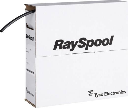 Zsugorcső adagoló doboz, belső ragasztóval, Ø 6 mm/2 mm, 13.5 m, fekete, RaySpool