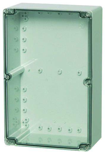 Fibox műanyag ház ABT 162513 ABS (H x Sz x Ma) 160 x 250 x 125 mm, élénk szürke (RAL 7035)