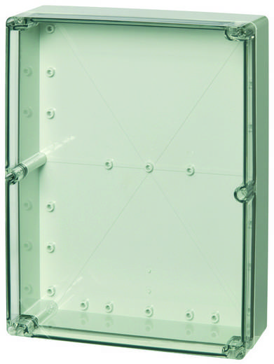 Fibox polikarbonát ház PCT 233011 polikarbonát (H x Sz x Ma) 230 x 300 x 110 mm, élénk szürke (RAL 7035)