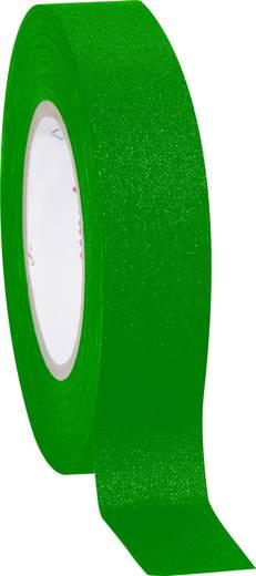 Szövetbetétes ragasztószalag; (H x Sz) 10 m x 15 mm, zöld 800 Coroplast, tartalom: 1 tekercs