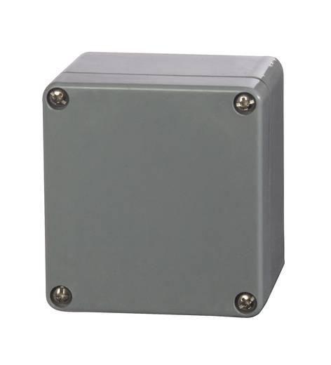 Fibox poliészter dobozok P 080806 poliészter (H x Sz x Ma) 75 x 80 x 55 mm, ezüstszürke (RAL 7001)