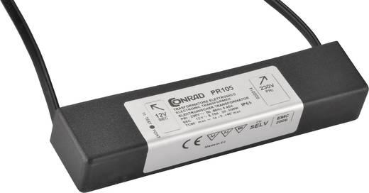 Elektronikus transzformátor nedves helyiségekbe 105 VA-ig, PR105