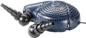 Patakszivattyú és szűrőtápláló, Aqua Active Profi 6000 FIAP 3,5 m, 6000 l/óra, Fekete, 95 W, 10 m, 230 V/50 Hz FIAP