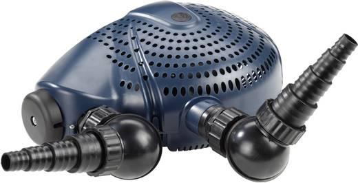 Patakszivattyú és szűrőtápláló, Aqua Active Profi 6000 FIAP 3,5 m, 6000 l/óra, Fekete, 95 W, 10 m, 230 V/50 Hz