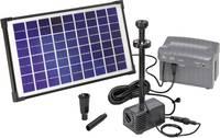 Napelemes, LED-es szökőkút szivattyú rendszer Esotec Napoli LED 101774 Esotec
