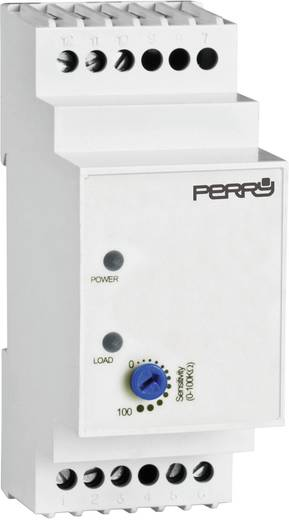Perry Electric elektronikus szintkapcsoló szivattyúhoz, 230V, szürke, 1CLRLE230/2