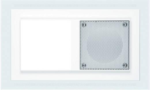 LED világítós keret falba süllyeszthető rádióhoz, fehér, PEHA by Honeywell 179233