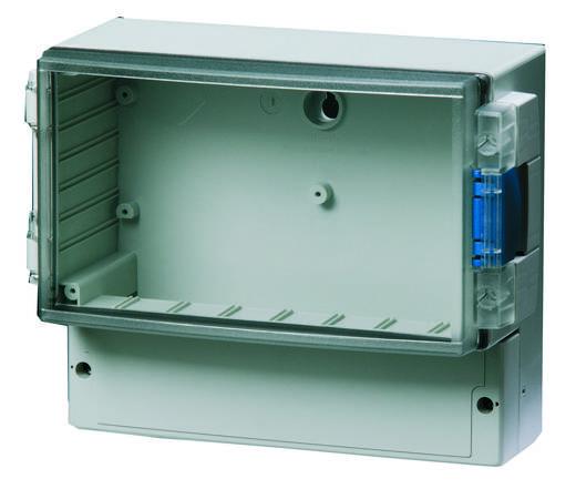 Fibox műanyag ház ABS 21/18-3 TT ABS (H x Sz x Ma) 235 x 185 x 119 mm, élénk szürke (RAL 7035)