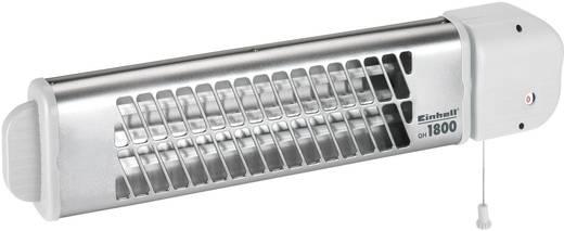 Kvarc hősugárzó, 600W/1200W/1800W 230 V/50 Hz fehér/ezüst 1,4 kg, Einhell QH 1800