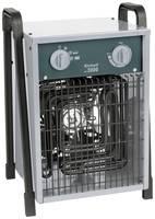 Einhell elektromos hűtő-/fűtőventilátor 1500/3000W 230V, szürke/fekete, EH 3000 (2338260) Einhell