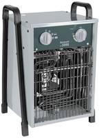 Einhell elektromos hűtő-/fűtőventilátor 2500/5000W 400V, szürke/fekete, EH 5000 (2338266) Einhell