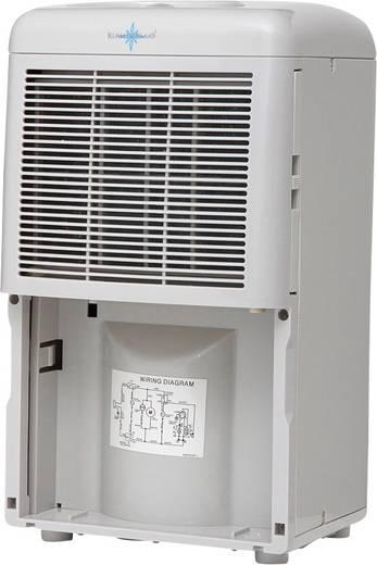Klima1stKlaas elektromos levegő páramentesítő, 110 m³/h 260W 230V 10l, 5006