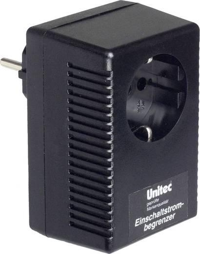 Bekapcsolási áram korlátozó, fekete, Unitec 41748