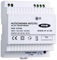 DIN sínes tápegység, DC 15V/2A, DT 2000 (40778) m-e modern-electronics