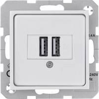 Fali USB csatlakozó betét, Sygonix SX.11 33598A (33598A) Sygonix