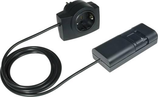Konnektorba dugható dimmer LED lámpához, fekete, Ehmann 2120x0950