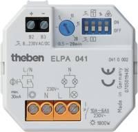 Lépcsőház világítás időkapcsoló Beépíthető 8 V DC/AC, 12 V DC/AC, 24 V DC/AC, 110 V DC/AC, 230 V DC/AC Theben 0410002 Theben