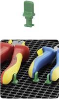 Univerzális csíptető szerszámtároló táblához 25mm x 10mm 10 db, Toolcraft 553951 TOOLCRAFT