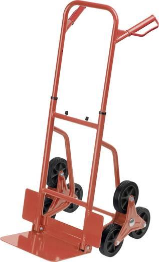 Lépcsőnjáró molnárkocsi, összecsukható 520 mm x 840 mm, max. 120 kg