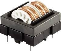 Zavarszűrő 250 V/AC 1 A 10 mH (H x Sz x Ma) 24 x 24 x 20 mm Schaffner EH24-1,0-02-10M 1 db (EH24-1,0-02-10M) Schaffner