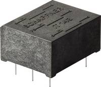 Impulzus transzformátor, 500 V, 1.1 mH, (H x Sz x Ma) 17.6 x 16.7 x 11.3 mm, Schaffner IT253 Schaffner