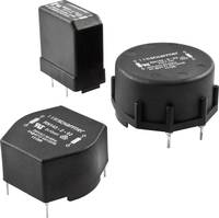 Zavarszűrő 250 V/AC 1 A 68 mH (H x Sz x Ma) 41.8 x 43 x 25 mm Schaffner RN152-1-02 1 db Schaffner