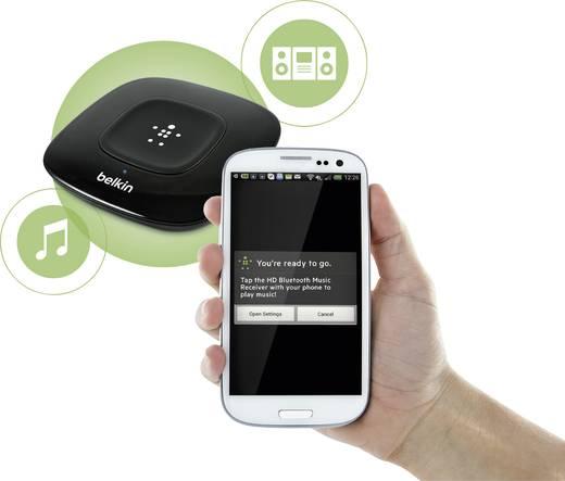 Bluetooth-os audio jel vevő, továbbító 2.4 GHz Belkin G3A2000cw