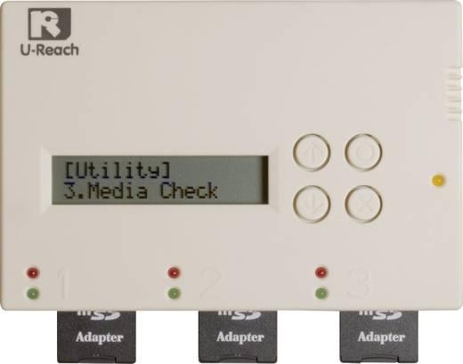 Memóriakártya másoló állomás 2 szeres, U-Reach SD300