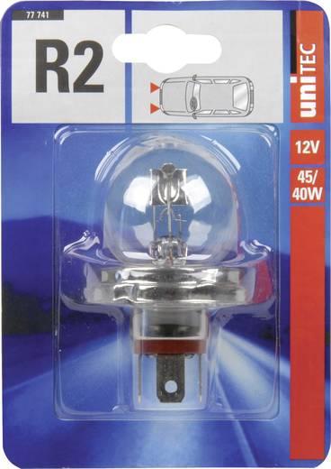 Unitec Standard halogénlámpa R2 12 V P45t