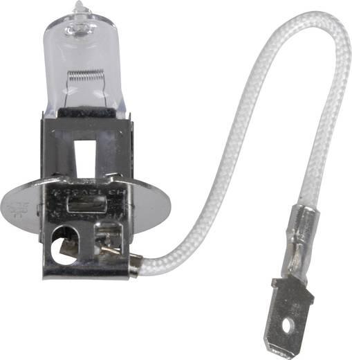 Unitec Standard halogénlámpa H3 12 V PK22s