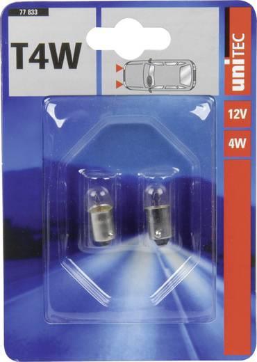 Unitec Standard fényforrás T4W 12 V 1 pár BA9s