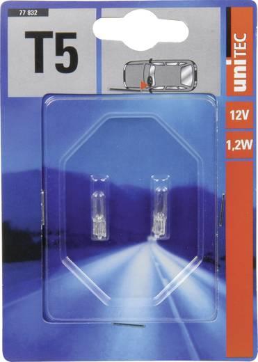 Unitec Standard fényforrás T5 12 V 1 pár W2x4.6d