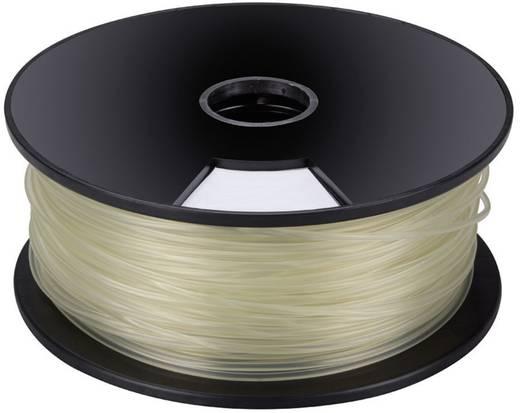 Műanyag szál 3D nyomtatóhoz, natur, 3mm, 1 kg, Velleman PLA3N1