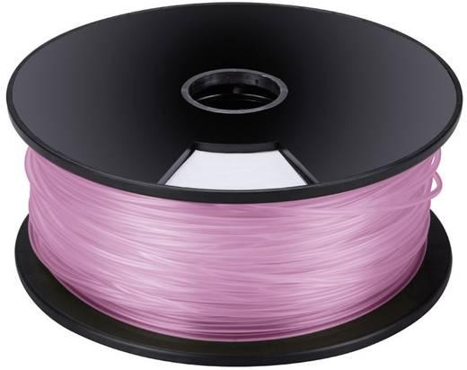 Műanyag szál 3D nyomtatóhoz, pink, 3mm, 1 kg, Velleman PLA3P1