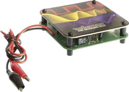 Oszcilloszkóp előtét számítógéphez, tanuló csomag, Velleman EDU09