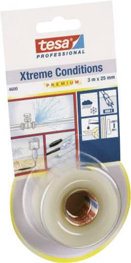 Önvulkanizáló szilikon szalag, átlátszó Tesa Xtreme Conditions Transp. 3 m x 25 mm
