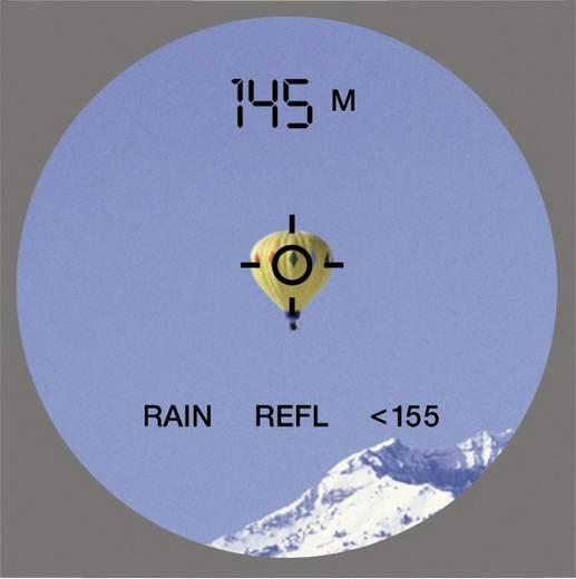 Távolságmérő, 4 x 21, 142 m/1000 m, National Geographic