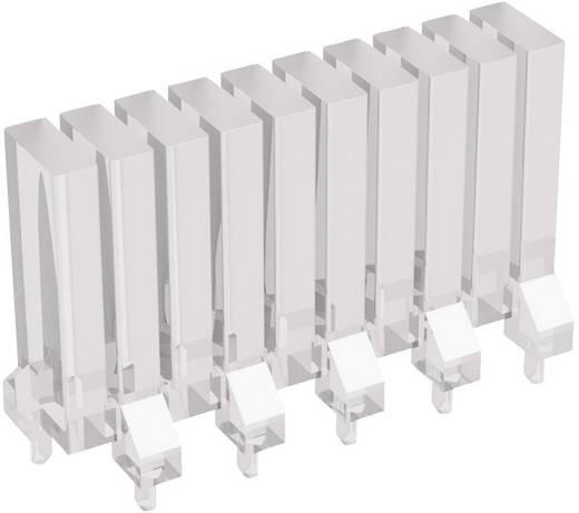 Fényvezető SMD MiniTOP LED-hez, álló, Mentor 1274.2010