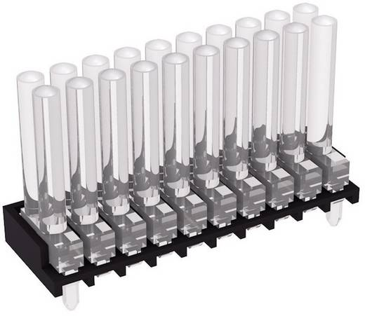 Miniatűr többszörös fényvezető 0603 SMD LED-hez, álló, Mentor 1296.7112