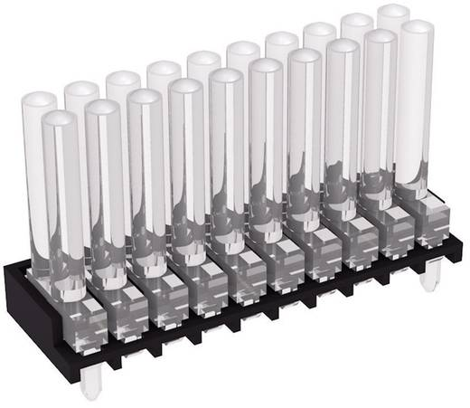 Miniatűr többszörös fényvezető 0603 SMD LED-hez, álló, Mentor 1296.7302