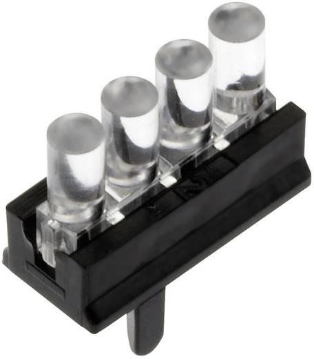 Fényvezető SMD 0805 LED-hez, álló, Mentor 1296.4004